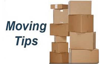 Moving Tips for your big home move.