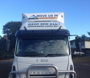 Image of Move Us In Brisbane Removalist Truck