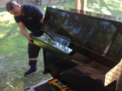 Image Of Brisbane Professional Piano Removalists - Move Us In